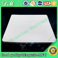 Factory supply cheap health care talalay 3d latex mattress