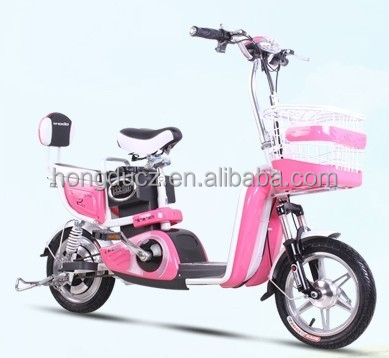 Chinese cheap 14 inch electric motorcycle with CE approval
