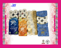 Household softly toilet tissue paper roll