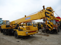 25 Ton Japan High Quality Truck Crane TG250E TADANO Used Mobile Crane