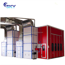 SB-500 bus/truck car oven paint spray booth Oven and Booth