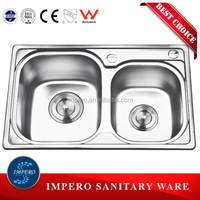 rectangular fiber undermount double bowl kitchen sink