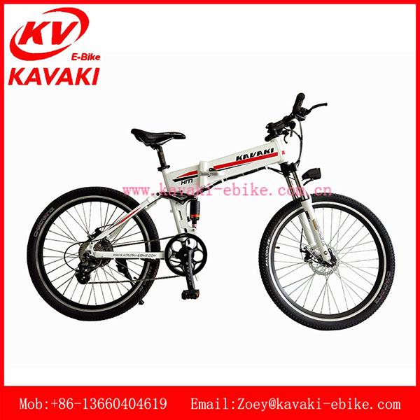 KAVAKI Folding electric bicycle spare part for electric bike electric bike two wheel