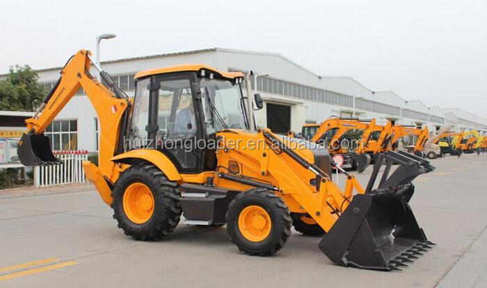 backhoe loader hot sale WZ30-25