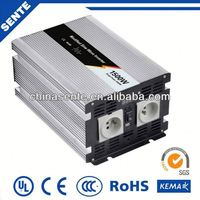 1500w modified sine wave inverter cases with PWM/MPPT charge controller