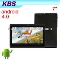 "Best Price High Qualit 7"" Rockchip Rk2928 A9 Tablet Pc Support Wifi,Camera"