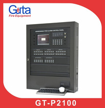 Addressable Fire Alarm Control Panel with GSM Module ,UL listed