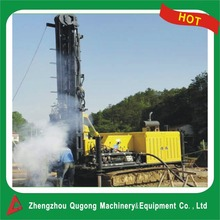 KY130 Rotary Hydraulic DTH bore rig machine/ Hole blasting Drilling Machine for Marble