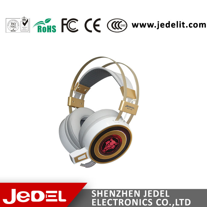 Free Sample Fast Shipping Consumer Electronics Big Over-ear Gaming Headset