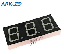 pure green color 0.8 inch 3 digit led display countdown timer from ARKLED