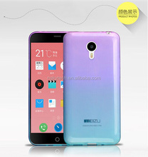 New TPU rubber tpu case for meizu meilan 4.7, accept paypal