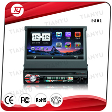 Universal 1 Din 7 inch Wince Car DVD Player blue movie mp4 video download bluetooth stereo