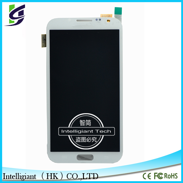 new products for samsung galaxy note2 E250L/S/K lcd display touch screen digitizer assembly supplier china