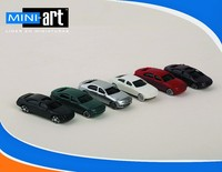 1200 architectural scale model car