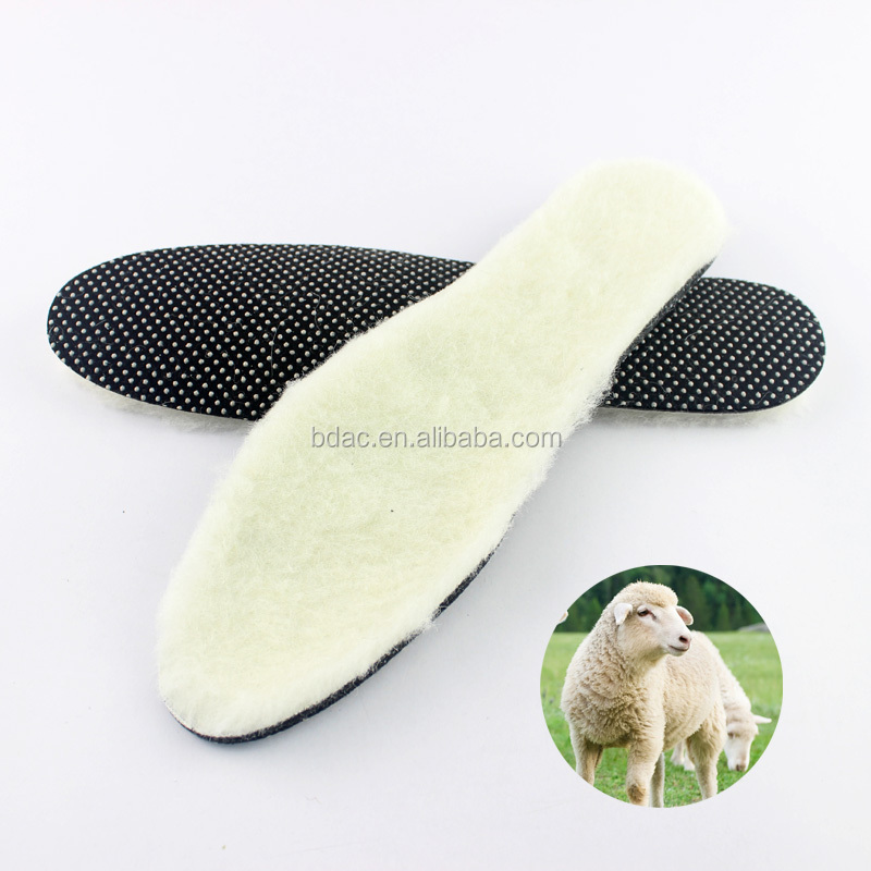 Warm Thick Aluminum Foil Insole For Cold Winter Thermal Insole