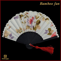 New Wholesale latest chinese bamboo hand fan large