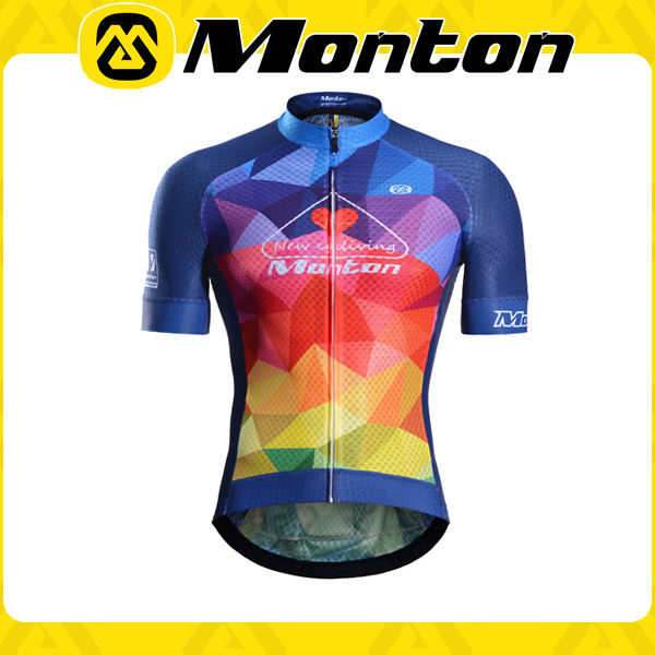 2016 new arrival Monton professional cycling kits