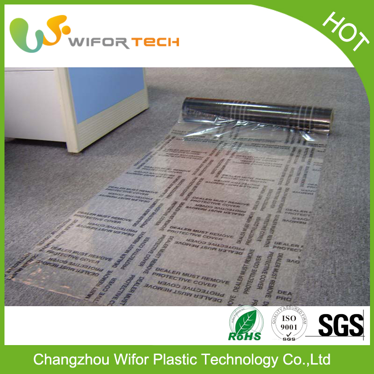 Free Samples Worldwide Best Selling Self Adhesive Removing Protective Plastic Film