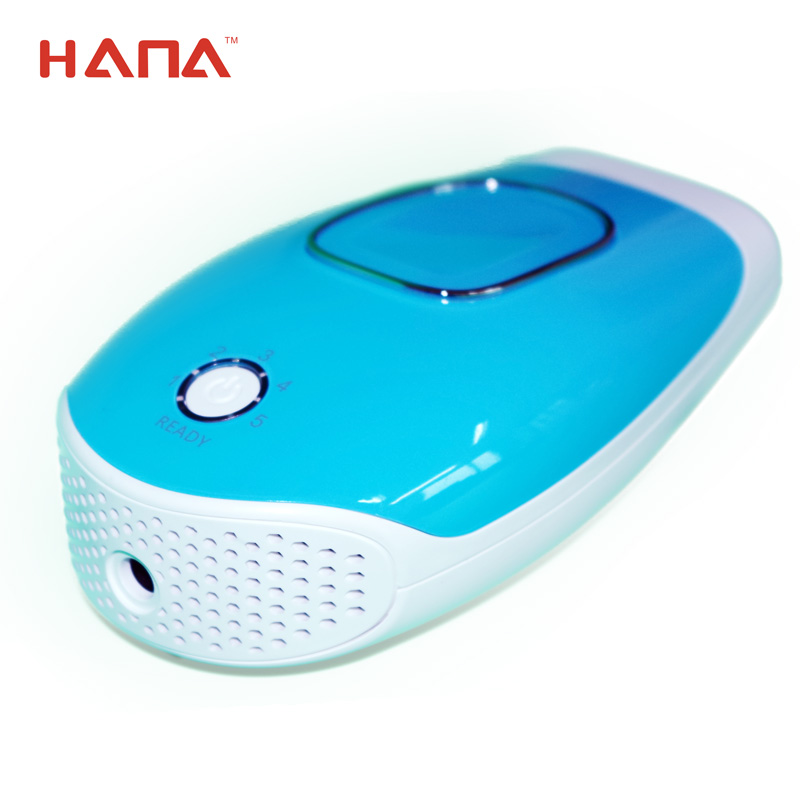 HANA Portable IPL Epilator laser treatment for hair removal at home