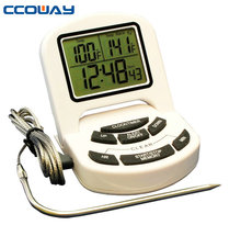 Factory sold mercury temperature gauge, fan controller with thermostat, digital thermometer with timer