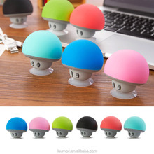Best price of bluetooth speaker! BT280 Mini mushroom speaker with mobile support function