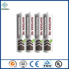 General purpose door and window silicone sealant
