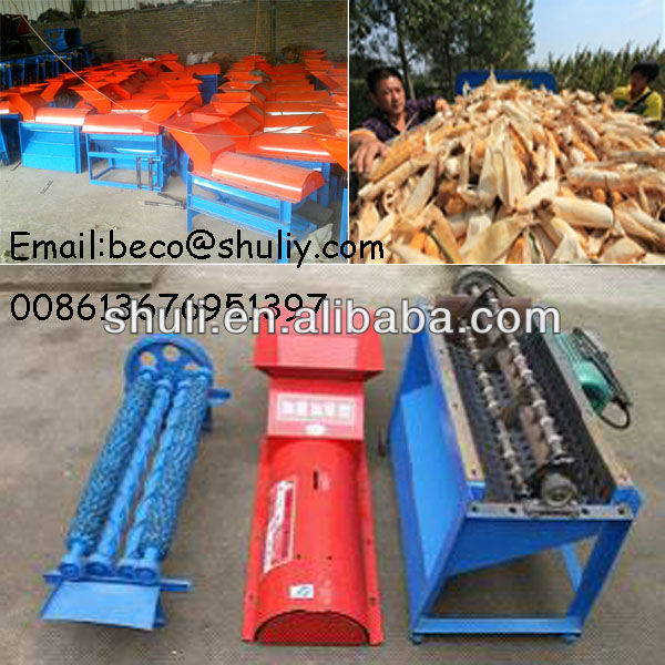 corn peeler peeling machine maize peeler maize peeling machine//008613676951397