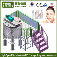 Industrial Chemical Mixer Equipment