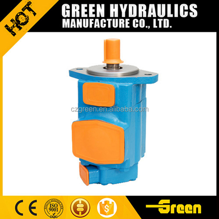eaton vickers hydraulic gear oil pump for wheel loader