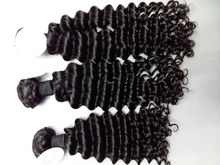 PrincessBeauty Hair Steam power with no any chemical treatment malaysian deep wave hair