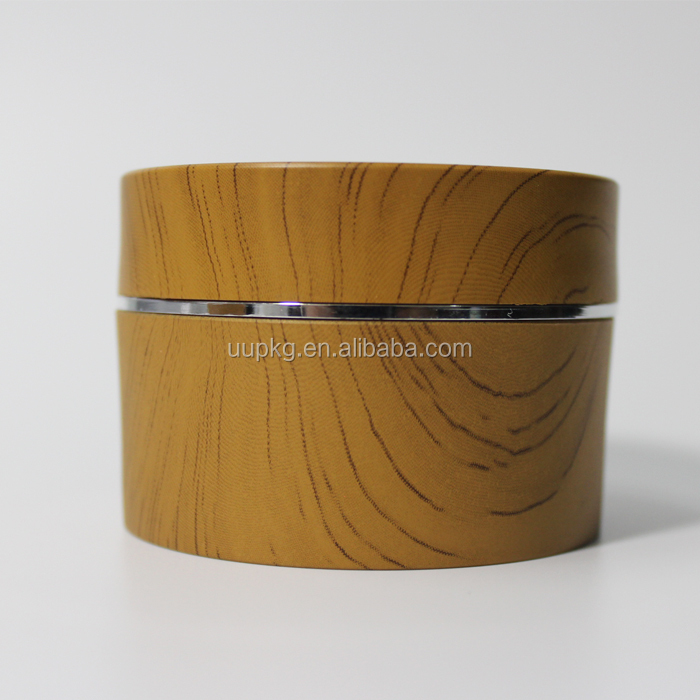 UU packaging wooden small cosmetic container
