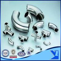 new style seamless Sch10s stainless steel pipe fittings with high quality