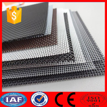 Anti-bullet wire mesh/Stainless Steel Security Screen /crimped wire mesh fence
