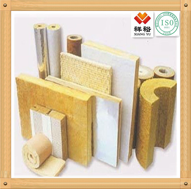 Environmentally thermal insulation mineral/rock wool products made in china