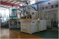 LED making machine-rotary table of injection molding machine