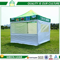 High Quality Camping Shade Tents Full Color 3*3M Side Wall Folding Gazebos