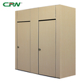 HPL honeycomb composite material board toilet cubicle