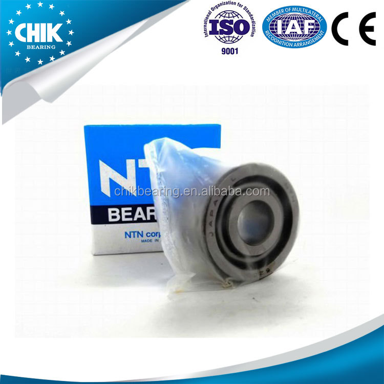 China manufacture NTN 6208zz deep groove ball bearings for used cars