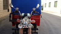Hot Selling Passenger And Cabin 250cc Three Wheel Cargo Trike Motorcycle On Sale