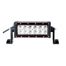 36W Led Light Bar Led Flood Light for 4WD,SUV, UTV, ATV, Tractor, Trailer