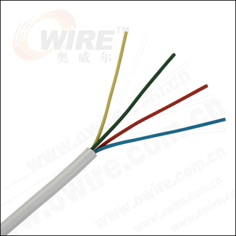 China Manufacturer Specialize RVV Power Cable