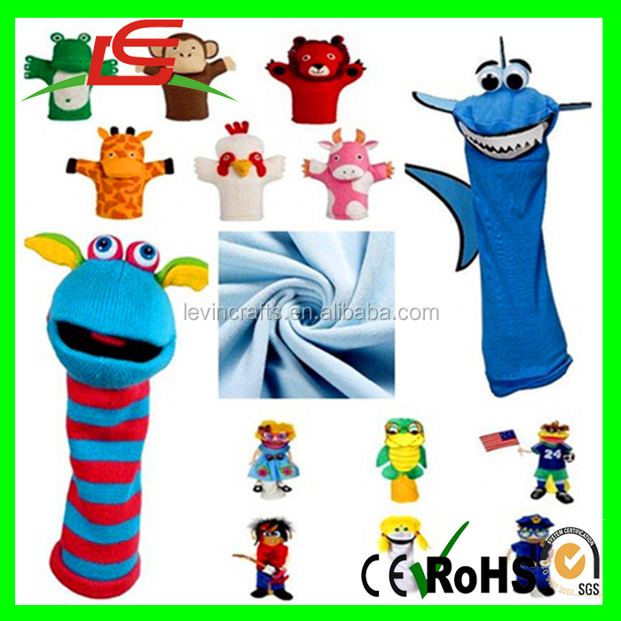 wholesale sock puppets with high quality