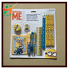 Minon Back School Stationery Set For
