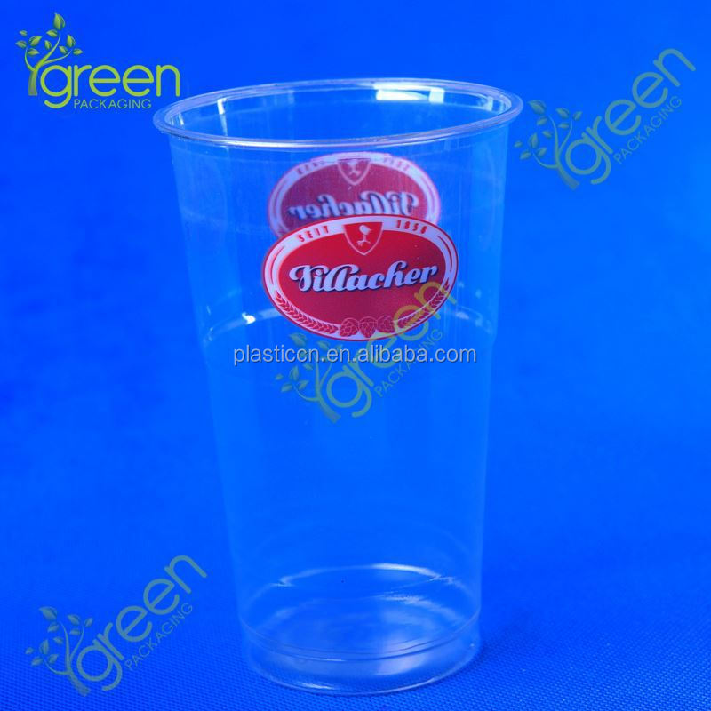 PET disposable cups/ 250ml Food Grade PP Plastic Cup With Logo Printing 250ml Food Grade PP Plastic Cup With Logo Printing