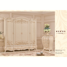 Classic Italian Bed Room Melamine Mdf Set China Furniture Bedroom Sets