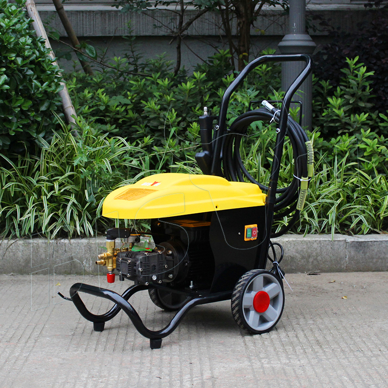 BISON(CHINA) Car Use Electric High Pressure Washer 1.8kw 120bar BS1210 Car Washer