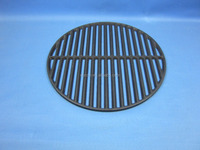 Cast Iron Cooking Grate/Grids For Grills With Matt Porcelain Enamel At Free Of Heavy Metal/Cadmium