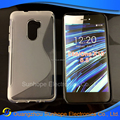 S line design phone Case For HTC One X10 E66 tpu back cover
