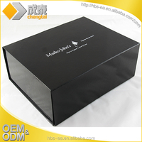 Customized magnetic paper packaging gift box