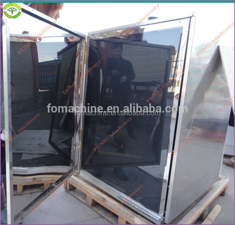 2014 new functional solar vegetable drying machine